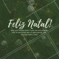 Essa é a mensagem que deixamos para todos os nossos clientes, amigos e seguidores. #natal #ahazou #feliznatal #mensagemdenatal #dezembro