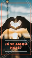 Ame-se, você é sua melhor companhia! ❤️️ #motivacional #ahazou #frases #amorproprio #autoestima