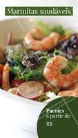Marmitas saudáveis, feita com muito amor e ainda por um preço que cabe no seu bolso? É só aqui. #gastronomia #ahazougastronomia #saude