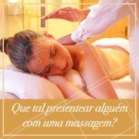 Todo mundo ama uma massagem. ❤️️ É uma ótima opção de presente para dar aqueles que você gosta! Temos diversas opções de vale presente. Entre em contato! #massagem #valepresente #ahazouapp #saude #bemestar