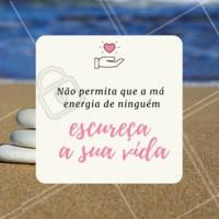 Lembrete de hoje! #frases #motivacao #ahazou #energia