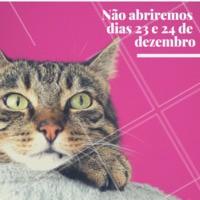 Fique atento aos nossos horários de funcionamento de fim de ano ⏰ #horario #funcionamento #ahazou #fimdeano #natal #reveillon