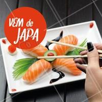 O melhor da gastronomia japonesa também no horário de almoço!  Em nosso self service, você encontra opções deliciosas pra você aproveitar! #restaurante #japones #japafood #ahazou #selfservice #sushi #japa