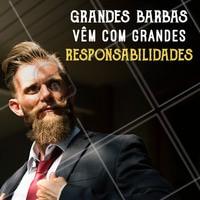 Aquela barba de respeito! #barbearia #ahazoubarbearia #barber #barba