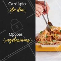 Ainda não sabe onde almoçar hoje? 😱 Corre para o XXXXXX e desfrute de nossos deliciosos pratos! #restaurante #selfservice #alacarte #ahazou #cardapio #veggie
