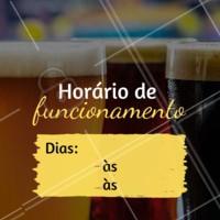 Fique de olho no nosso horário de funcionamento 🕚 #restaurante #horario #ahazou #funcionamento