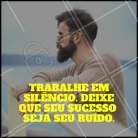 Inspiração do dia 👊 #inspiraçao #ahazou #frases #barbearia #barba