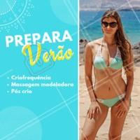 É verão e para ajudar você a ficar linda nós preparamos alguns serviços que estão com preços especiais! #beleza #ahazou #verao
