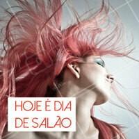 Sextouuu! Vem arrasar no salão 😍 #salaodebeleza #ahazou #sextafeira