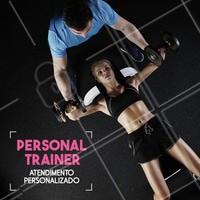 Treine com um profissional te auxiliando, te motivando e acompanhando seu processo! Entre em contato e conheça meu trabalho 👊 #personaltrainer #ahazou