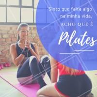 Hahaha concordam? 😂💆 #pilates #fisio #ahazou #frases