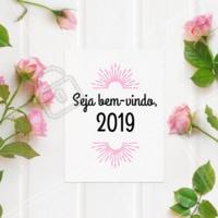 Que seja um ano incrível para todos nós! 🙏 #beleza #ahazou #anonovo