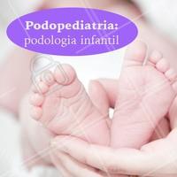 Vamos cuidar dos pés dos pequenos? Eles também merecem cuidados! A podopediatria estimula um desenvolvimento saudável, com o crescimento correto das unhas e a prevenção de disfunções que possam surgir ao longo dos anos. #podologia #ahazou #podopediatria