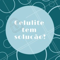 Entre em contato e saiba mais sobre nossos procedimentos para acabar com a celulite. #celulite #ahazou #esteticacorporal