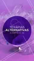 Aqui temos diversas terapias alternativas para o seu bem-estar. Venha conhecer a melhor técnica para você, agende um horário! #terapiasalternativas #massagem #reiki #ahazouapp #thetahealing #barradeaccess