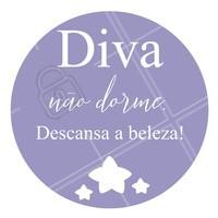 Boa noite divas! #boanoite #ahazou #beleza