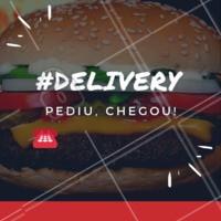 Não fique na vontade, peça no Delivery e tenha o sabor da hamburgueria de verdade em sua casa. #delivery #hamburguer #ahazou #hamburgueria #loucosporburger