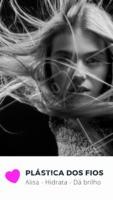 É cabelo maravilhoso e bem cuidado que você quer? Venha cuidar do seu com a plástica dos fios! 💇 #plasticadosfios #ahazou #cabelo #cuidadoscomocabelo