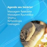 Você merece todo o cuidado do mundo! Agende já o seu horário! #massagem #terapia #ahazou #tratamentos #massoterapeuta