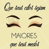 Amém! haha 😍 #extensaodecilios #ahazou #cilios