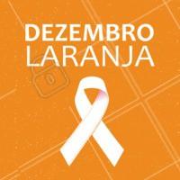 Dezembro é Natal mas também é mês de conscientização! Previna-se contra o câncer de pele. #ahazou #verao