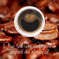 Além do cafézinho, temos diversas opções de doces para você se deliciar! #cafeteria #cafe #ahazou #doces