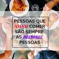 E ai, concordam? 🍕 🍔   #gastronomia #comida #pizza #hamburguer
