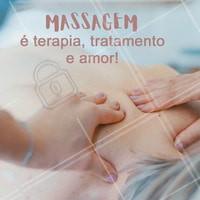 Concordam?? Massagem é vida ! #massagem #ahazou