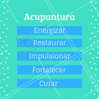 Poucas agulhas, muitas possibilidades de pontos, muita cura e autoconhecimento! ✨ #acupuntura #ahazou #saude #bemestar