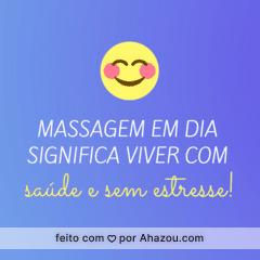 Massagem é tudo de bom! ❤ #massoterapia #ahazoumassagem #massagem #massagemporamor