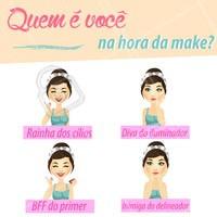 EU : Diva do iluminador ✨ E vocês meninas? . . Me conta nos comentários 💬 #ahazou #make #beauty #makeup