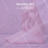 Aproveite as promoções desse mês e agende seu horário! #podologia #ahazou #promoçoes #promoçao