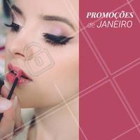 Confere só os precinhos especiais desse mês! #maquiagem #make #ahazou #promoçao #promocional #promoçoesdomes
