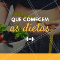 Ano novo, dieta nova. Já começou a sua? #marmitas #comidasaudavel #ahazou #anonovo #dieta