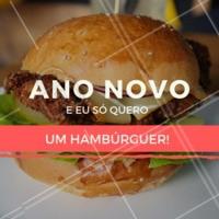 Não passa vontade não, vem comer um hambúrgão! #hamburguer #ahazou #hamburgueria #loucosporburger