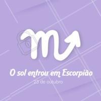Quem ai é de Escorpião? #escorpiao #astrologia #ahazou #signos