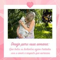 Qual o seu desejo para essa semana? ❤️️ #pets #amorpelosanimais #ahazou #amomeupet