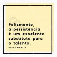 Persistência sempre.  #persistencia #ahazou #motivacional