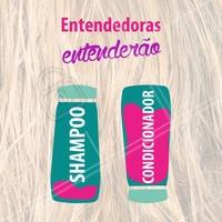 Não acontece a mesma coisa com todas?  Enquanto o #shampoo se foi em um piscar de olhos, o #condicionador dura quase três vezes! #cabelos #rotinacapilar #ahazou #funny #hairproblems