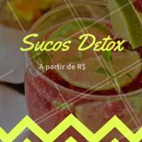 O verão já chegou e você ainda não começou a sua dieta? Aproveite esse precinho especial e comece AGORA! #sucosdetox #marmitasfit #ahazou #verao #projetoverao #comidasaudavel
