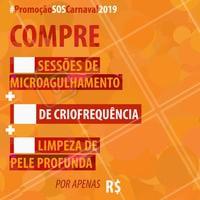 ✔️ Começaram as promoções especiais para o #CARNAVAL2019 por aqui!  ➡️ Aproveite e agende seu horário. #carnaval2019 #promocaososcarnaval2019 #ahazou #esteticafacial #folia