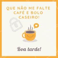 Boa tarde clientes! ☕️🍰 #boloscaseiros #doces #ahazou #encomendas #bolos