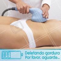 Comente SIM se você também quer deletar a gordura de vez!! 🙅🙅 #gordura #ahazou #esteticacorporal