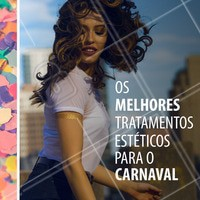 Encontre tratamentos exclusivos de #estética  contra Gordura Localizada, Flacidez, Estrias e redução de medidas para você arrasar no carnaval! #carnaval #folia #ahazou #estetica #beleza #carnaval2019