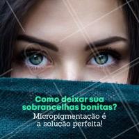 Agende já seu horário! #micropigmentacao #esteticafacial #beleza #ahazou