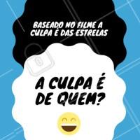 Hahahaha de quem é a culpa? 😂 #engracado #ahazou #filme
