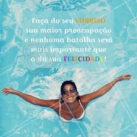 Sorrir faz bem pra alma! ❤️️ #motivacao #inspiracao #ahazouapp #frases