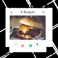 Quem prefere essa versão? 😂 #burguer #ahazou #hamburgueria #jenifer