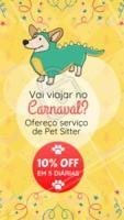 #stories #ahazou #pet #carnaval