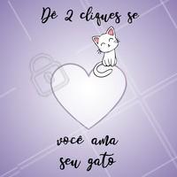 É muito amor! #gato #ahazou #pets